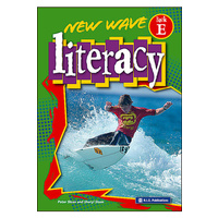 New Wave Literacy Book E