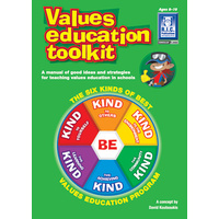 Values Education Toolkit Ages 8-10