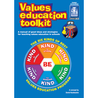 Values Education Toolkit Ages 13-15