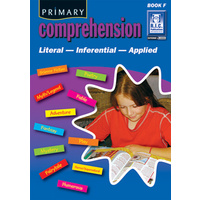 Primary Comprehension - Book F