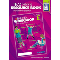 The English Workbook - Teachers Resource Book 3