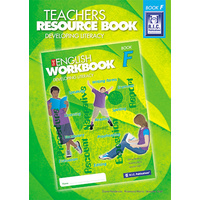 The English Workbook - Teachers Resource Book 4