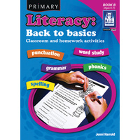Literacy: Back to Basics Book B