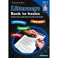 Literacy: Back to Basics Book G