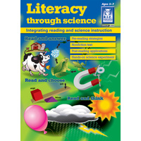 Literacy Through Science Ages 5-8