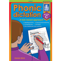 Phonic Dictation - Book C