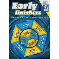 Early Finishers - Ages 11+