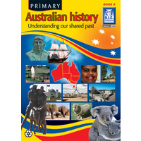 Primary Australian History Book A