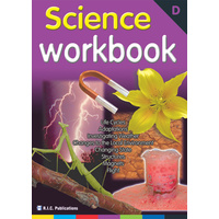 Science Workbooks Book D