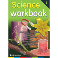 Science Workbooks Book E