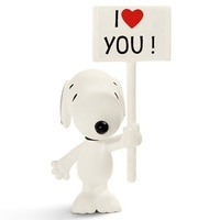 Schleich - Snoopy I love You! 22006