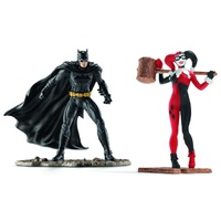 Schleich - Batman vs Harley Quinn Scenery Pack 22514