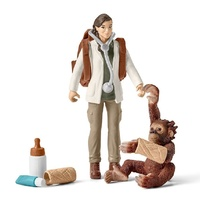Schleich - Vet at Work 42353