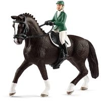 Schleich - Showjumper With Horse 42358