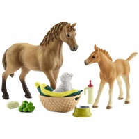 Schleich - Sarah's Baby Animal Care 42432