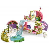Schleich - Glittering Flower House Playset 42445