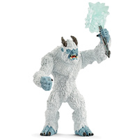 Schleich - Ice Monster with Weapon 42448