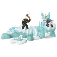 Schleich - Attack on Ice Fortress 42497