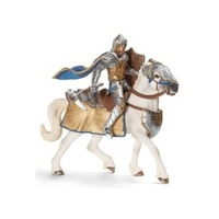 Schleich - Griffin Knight on Horse 70108
