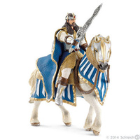Schleich - Griffin Knight King on Horse 70119