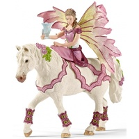 Schleich - Feya in Festive Dress Riding 70519