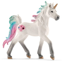 Schleich - Sea Unicorn, Foal 70572