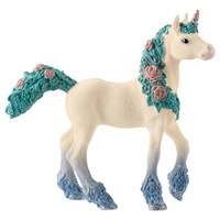 Schleich - Flower Unicorn Foal 70591