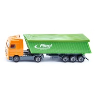 Siku - Truck with Trailer and Roof 1:87 Scale