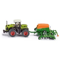 Siku - Amazone Cayena 6001 Tractor with Seeder