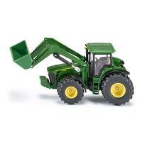 Siku - John Deere with Front Loader -1:50 Scale