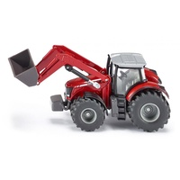 Siku - Massey Ferguson with Frontloader - 1:50 Scale