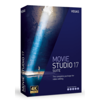 Vegas Movie Studio 16 Suite Education/Govt (Download)