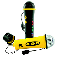 TTS - Easi-Speak Microphone - Yellow