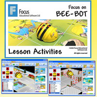 Bee-Bot: Lesson Activities 1 (single user)