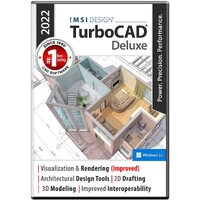 TurboCAD 2019 Deluxe Education (Download)