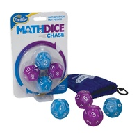 ThinkFun - Maths Dice Chase Game