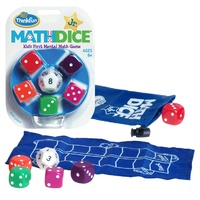 ThinkFun - Math Dice Jr. Game