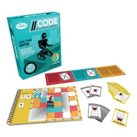 ThinkFun - //CODE: On the Brink Game