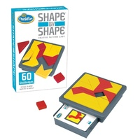 Thinkfun - Shape by Shape Game