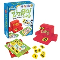 Thinkfun - Zingo! 1,2,3 Game