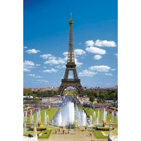 Trefl - Eiffel Tower Puzzle 2000pc