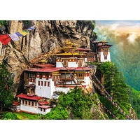 Trefl - Bhutan Tiger's Nest Puzzle 2000pc