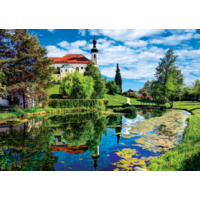 Trefl - Chiemsee Lake, Bavaria Puzzle 500pc