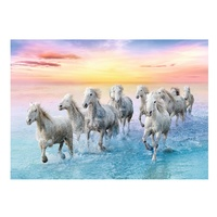Trefl - Galloping White Horses Puzzle 500pc