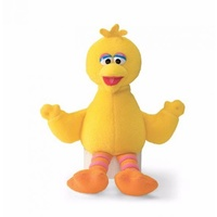 Sesame Street - Big Bird Mini Plush Toy 17cm