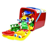Viking - Chubbies Toy Bucket (Assorted Vehicles) - 15pcs