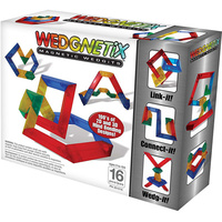 Wedgits - Wedgnetix Magnetic Wedgits 16pc