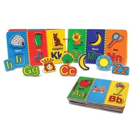 Fun Factory - Magnetic Alphabet Book