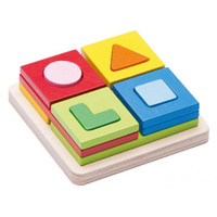 Wonderworld - Multi Shape Sorter