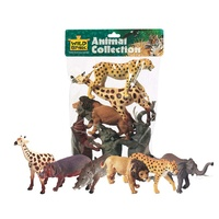 Wild Republic - African Animals Polybag